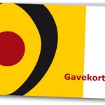 Touchpoint gavekort fra vores webshop.