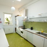 billeder af klinik køkken touchpoint
