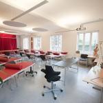 billeder af kursuslokale touchpoint